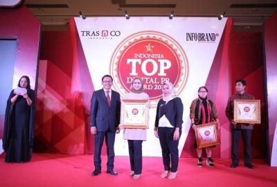 PR Kreatif dan Inovatif, Corsa Raih Penghargaan Indonesia TOP Digital PR Award 2019