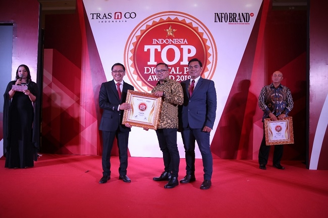 Telkomsel Raih Penghargaan Indonesia TOP Digital PR Award 2019
