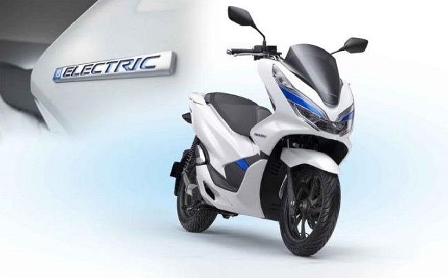 Hadirkan Tren Masa Depan, AHM Luncurkan Honda PCX Electric