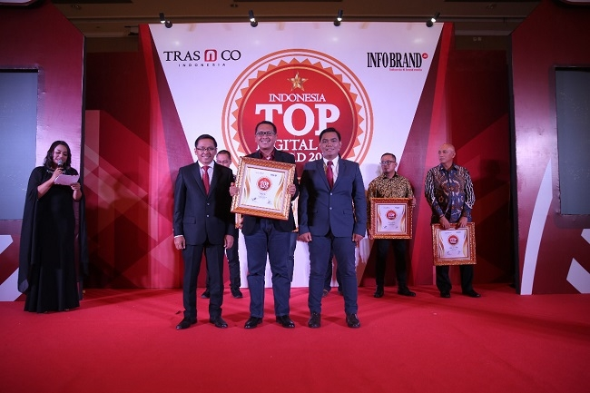 Tekiro Raih Penghargaan Indonesia TOP Digital PR Award 2019