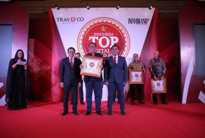 Tekiro Raih Penghargaan Indonesia TOP Digital PR Award 2019