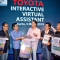 Toyota Luncurkan Layanan Virtual Assistant TARRA