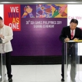 Resmi, Ajinomoto Co Jadi Sponsor Utama SEA Games Ke-30 di Filipina