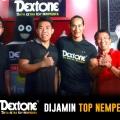 Dextone,  Kuasai Pasar Dengan Garap Segmen A-Z