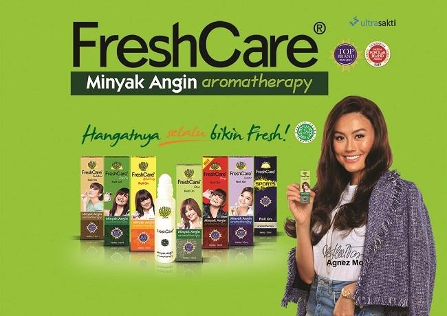FreshCare & Madu TJ,  Produk  Andalan Ultra Sakti
