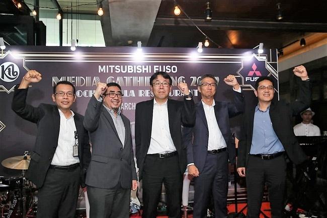 KTB Kukuhkan Posisi Sebagai Truk No 1 yang Tak Tergoyahkan