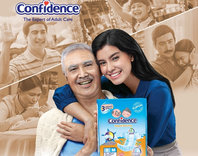 Popok Dewasa Confidence, The Expert of Adult Care