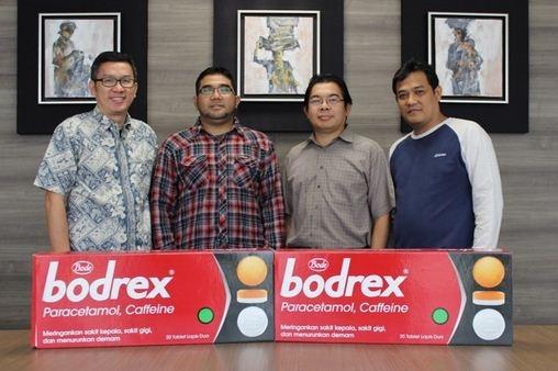 Cara Bodrex Bangun Consumer Engagement di Media Digital