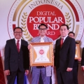 SHARP Indonesia Raih Penghargaan Indonesia Digital Popular Brand Award 2019