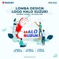 Lomba Design Logo 'Halo Suzuki', Berhadiah Jutaan Rupiah