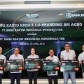 Luncurkan Kartu Kredit BRI Agro, BRI Dukung Anak Perusahaannya Go Digital