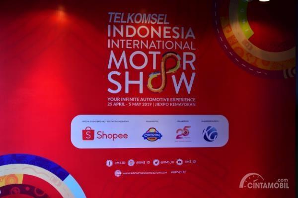 Buruan Beli Tiket IIMS 2019 !! Ada Doorprize Mobil dari Telkomsel