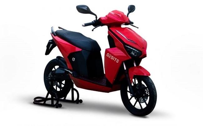 Gesits, Motor Listrik Lokal yang Akan Rilis Harga di Telkomsel IIMS 2019