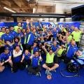 Suzuki Antarkan Alex Rins Raih Kemenangan Podium 1 dengan Sempurna