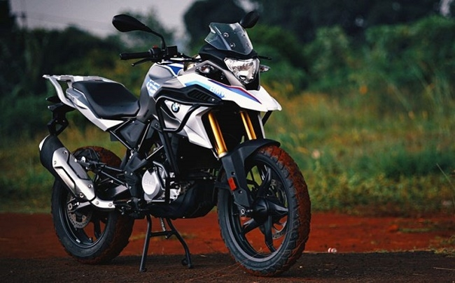 BMW Motorrad Indonesia Tampilkan BMW G 310 GS Adventure Perdana di Telkomsel IIMS 2019