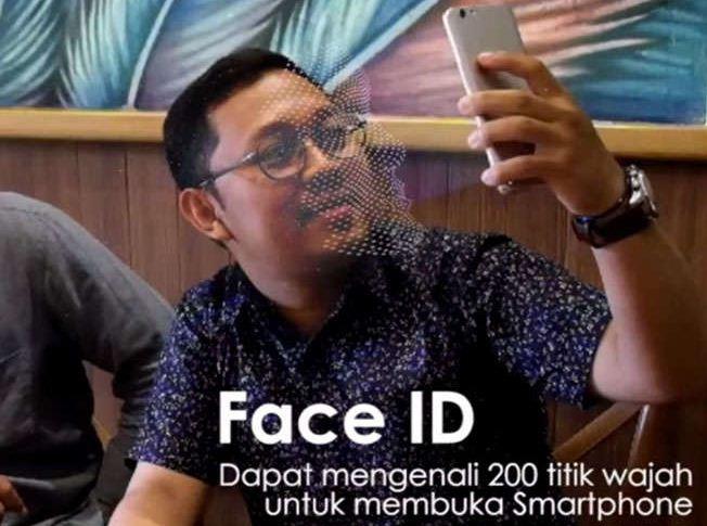 Pertama di Dunia, Tablet Advan i Lite Dengan Fitur Face ID