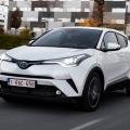 Toyota Akan Pasarkan C-HR Hybrid di Indonesia Akhir April Ini