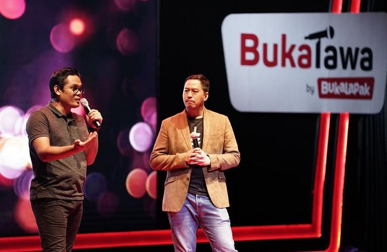 Dukung Stand-Up Comedy, Bukalapak Hadirkan Bukatawa