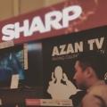 Keren, LED TV dari Sharp Ini Punya Fitur Azan Solat 5 Waktu