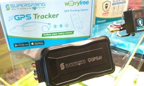 Melacak Rezeki dari Bisnis GPS Tracker Super Spring