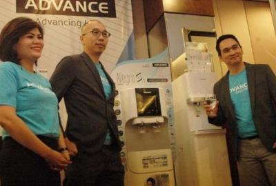 Pertama di Indonesia, ADVANCE Sediakan Jasa Sewa Water Purifier