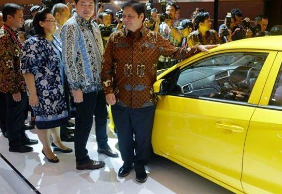Kinerja Otomotif Positif, Menperin Genjot Ekspor Mobil ke Australia