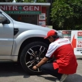 Green Nitrogen-Pertamina Kini Juga Layani Service Mobil dan Motor