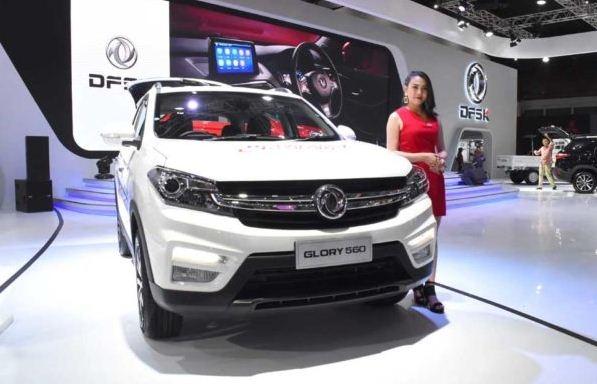 Mobil China DFSK Glory 560 Resmi Hadir di Indonesia, Harga Mulai Rp189 Jutaan