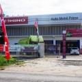 Tingkatkan Penjualan, Hino Resmikan Diler 3S di Pangkalan Bun