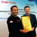 Bertransaksi Emas Kini lebih Mudah Lewat Aplikasi TrueMoney