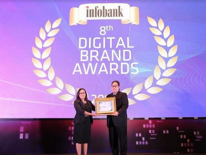 BRIsyariah Raih Penghargaan Digital Brand of The Year 2019