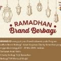 INFOBRAND.ID dan Komunitas IBN Ajak Pelaku Brand Berbagi Kebaikan Saat Ramadhan