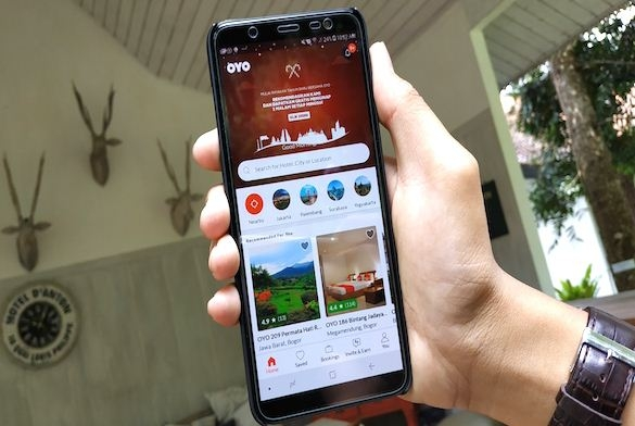 OYO Luncurkan Aplikasi Versi Ringan OYO Lite