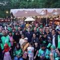 GOJEK Berbagi Berkah Bersama 10.000 Anak Yatim dan Mitra Driver