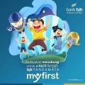 Raih Top Innovation Choice Award 2019, bank bjb Tandamata Myfirst Bangun Budaya Menabung Sejak Dini