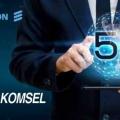 Gandeng Ericsson, Telkomsel Siap Wujudkan Jaringan 5G di Indonesia
