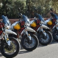 Moto Guzzi V85TT Resmi Mengaspal di Thailand