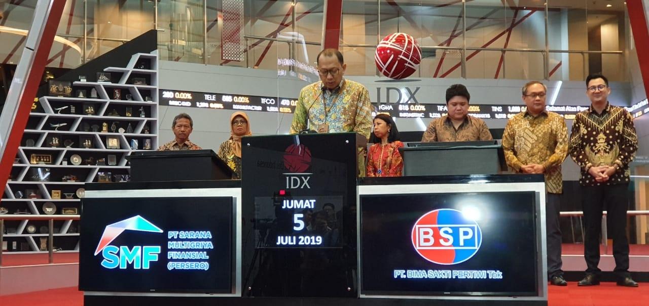 SMF Sebar Obligasi dan Sukuk Senilai Rp 2 Triliun