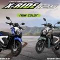Yamaha Segarkan Tampilan X-Ride dengan Warna Baru