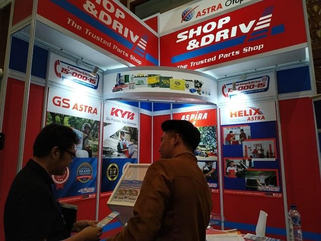 Eksistensi Shop & Drive Tempat Terpercaya Produk Otomotif