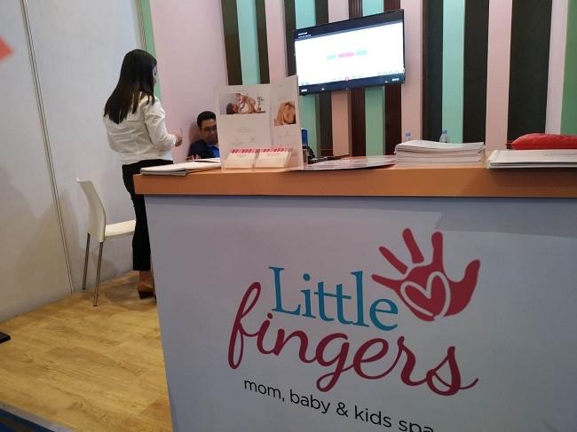 Mengelus Peluang dari Kehangatan si Mungil Bersama Little Fingers Spa