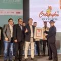 Omzet dan Ekpansi Bisnisnya Besar, Crispyku Dinobatkan Menjadi Franchise of The Year 2019