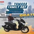 Yamaha Beri Kado Ulang Tahun Gratis Masuk Ancol