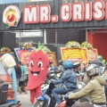Targetkan 50 Outlet, Mr. Crispy Unggulkan Resto Keluarga