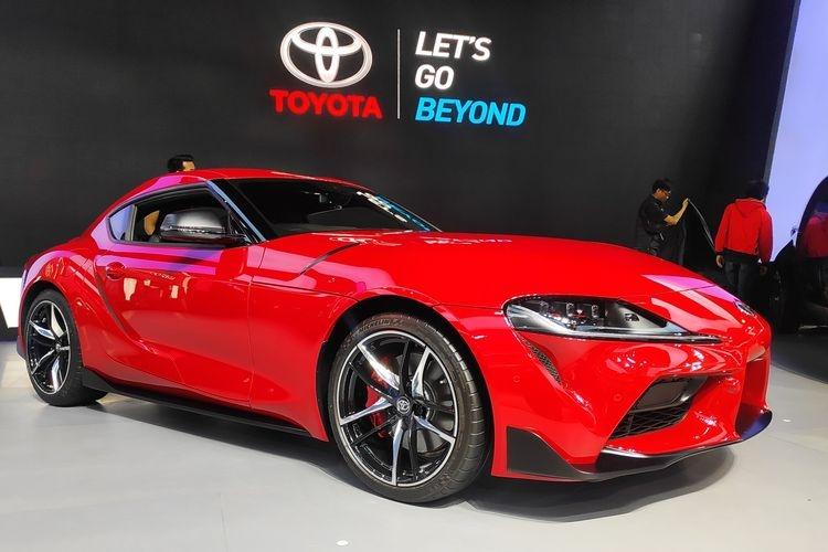 Toyota Berikan Tips Beli Mobil Baru di GIIAS 2019