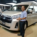 HiAce Premio, Andalan Baru Toyota Segmen Premium Commercial Van