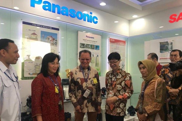 Brand Panasonic Targetkan Produksi 35 Juta Pompa Air Pada 2021