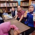 Dukung Literasi, TIKI Berbagi Buku Bacaan Untuk Anak