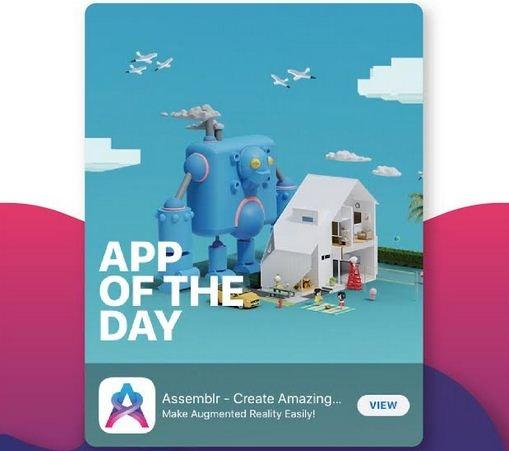 Keren, Aplikasi Assemblr Tembus Pasar Internasional