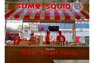 Menangkan Market Millenial, Sumo Squid Berkolaborasi dengan Selebgram